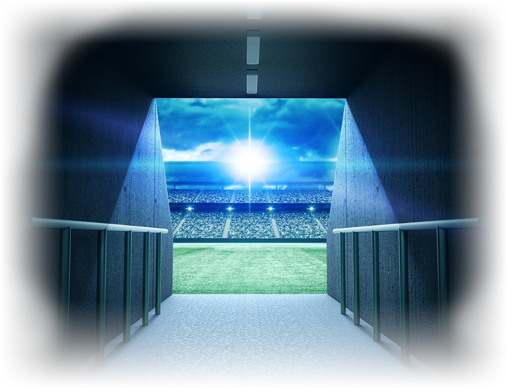 stadium-tunnel